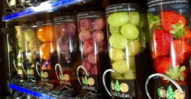 Fruta em tubo: a nova alternativa aos snacks prejudiciais para a saúde