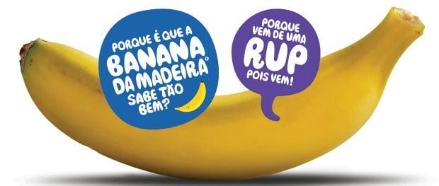 Programa europeu promove banana da Madeira