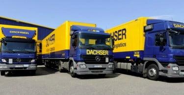 Dachser tem nova oferta na área da logística alimentar