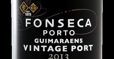 Fonseca lança Vintage Guimaraens 2013