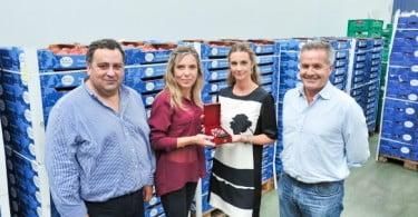 Lidl considerada cadeia de distribuição que mais maçãs de Alcobaça vendeu