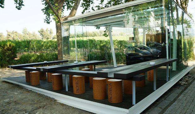 Quinta da Pacheca inaugura WineBar