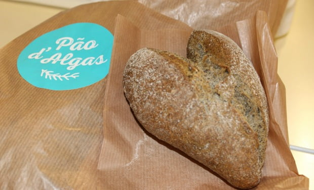 Portugueses criam pão de algas