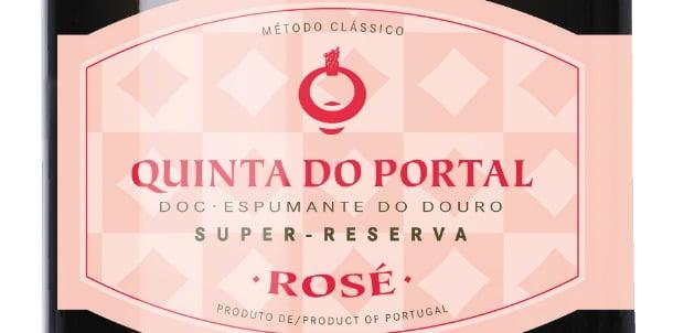 Quinta do Portal lança espumante rosé