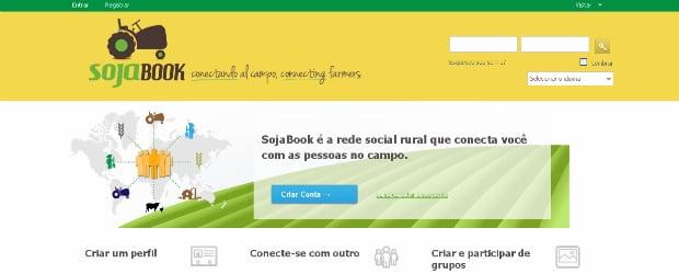 Rede social para agricultores cresce no Brasil