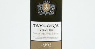 Taylors Single Harvest 1965 já está no mercado