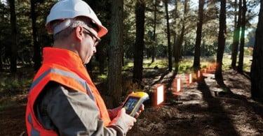 Trimble lança soluções técnicas para floresta