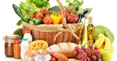 Preço dos alimentos a baixar