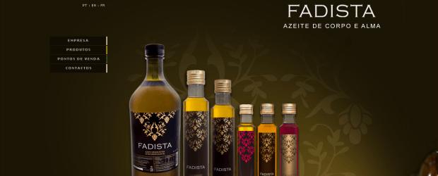 Diterra lança site da marca Fadista