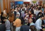 Momento de networking entre participantes