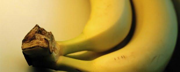 Casca de banana pode ser usada para despoluir água