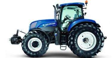 New Holland com novo trator na Gama Blue Power