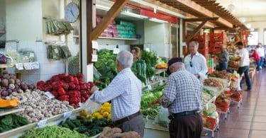 mercado hortofrutícolas