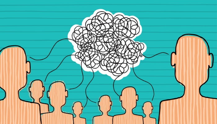 comunicação ilustração