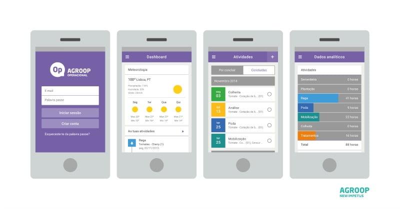 Agroop Operacional app Vida Rural