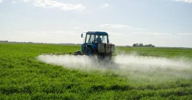 Ambientalistas querem processar a UE por causa do glifosato
