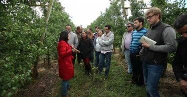 Centro de Frutologia Compal formação Vida Rural