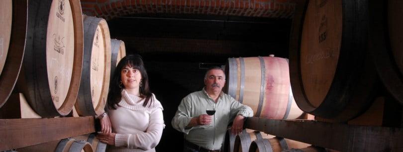Marcolino Sebo vinho Vida Rural