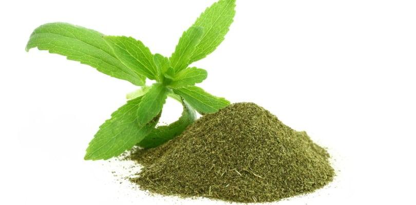 nutrição - Stevia