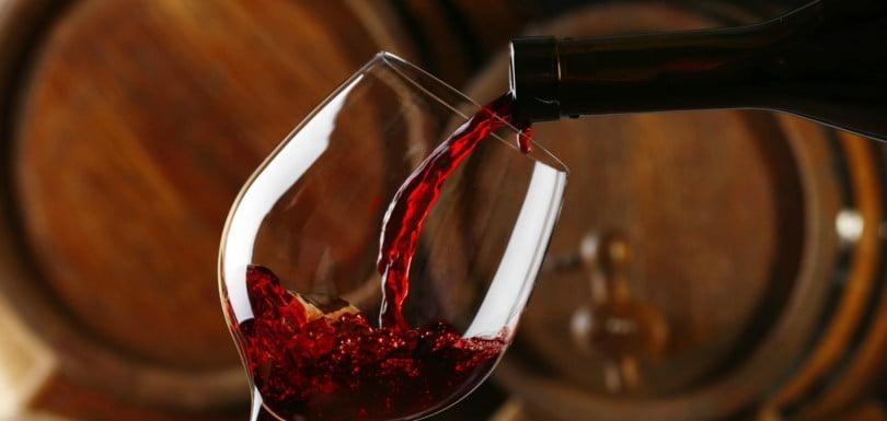 garrafa de vinho
