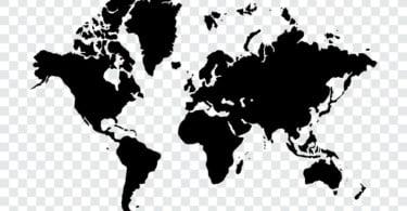 mapa mundo Vida Rural