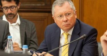 Luís Vieira Secretário de Estado da Agricultura Vida Rural