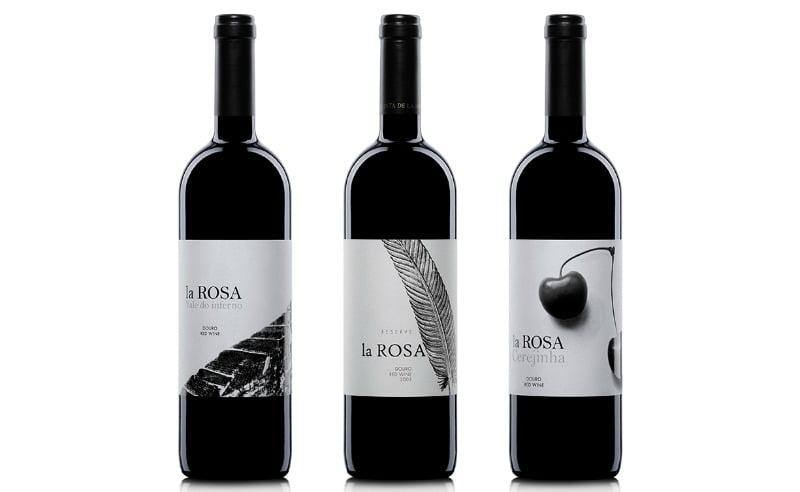 vinhos Quinta de la Rosa