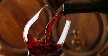 imposto sobre o vinho
