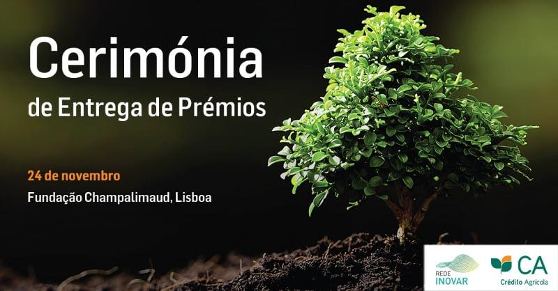 Prémio Empreendedorismo e Inovação Crédito Agrícola Vida Rural