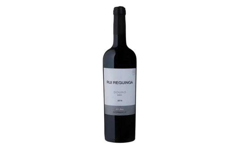 Rui Reguinga vinho Intermarché