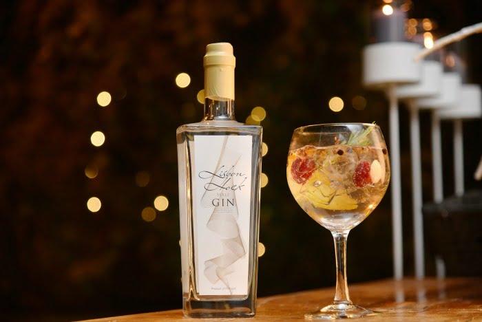 Lisbon Hock Gin garrafa Vida Rural
