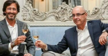Wine Executive Club fundadores Vida Rural