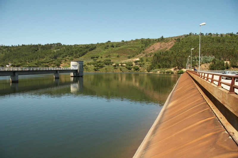 Barragem de Alqueva - Vida Rural