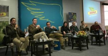 Dekalb painel debate milho Vida rural