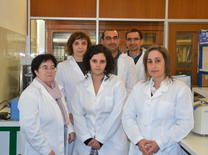 equipa investigação Universidade de Coimbra