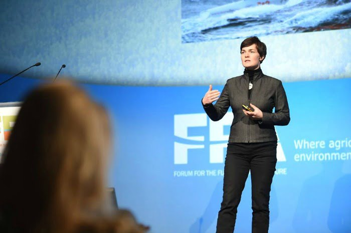 Ellen MacArthur - FFA 2017 - Vida Rural
