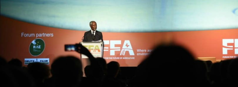 FFA  Kofi Annan