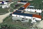 produção de energia solar na Herdade do Freixo do Meio