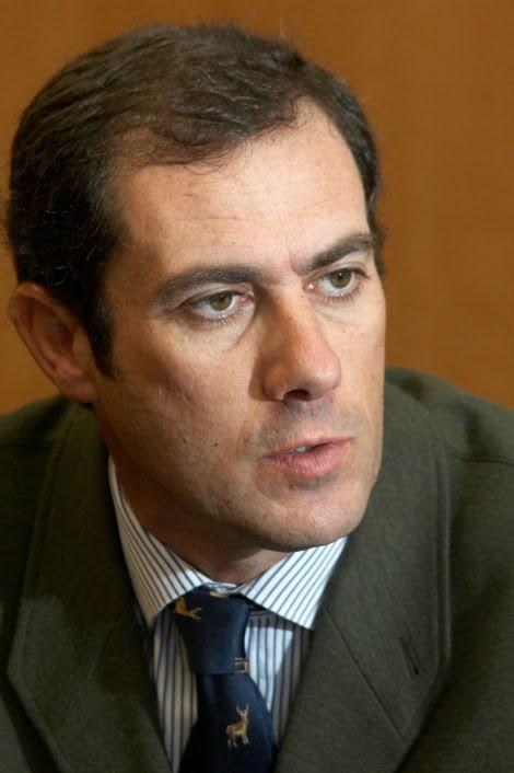 Luís Mira, secretário-geral da Confederação dos Agricultores de Portugal (CAP)