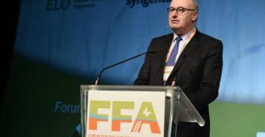 Phil Hogan - Comissário Europeu para a Agricultura FFA 2017 - Vida Rural