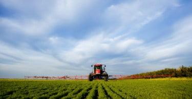pulverizador agrícola
