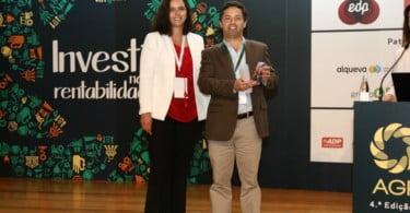 A Migdalo venceu a categoria Investimento que Marca