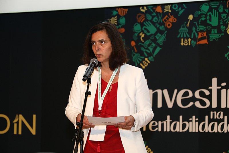 Raquel Rebelo Diretora geral da IFE