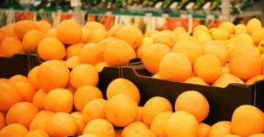 Resíduos de agroquímicos em alimentos importados para a UE são muito baixos
