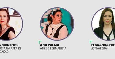 FormadorasBest Talks com Teatro - IFE  - Vida Rural