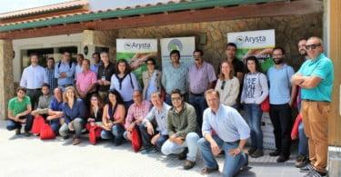 Arysta - workshop fitofarmacêuticos - Vida Rural