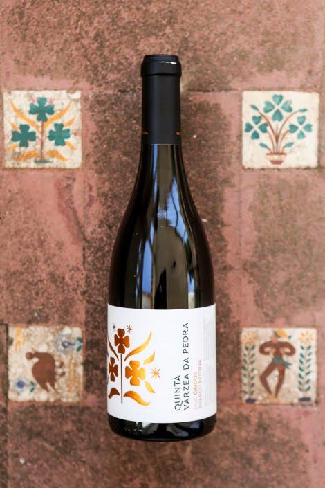 Quinta Várzea da Pedra - garrafa vinho - Vida Rural