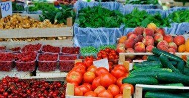 mercados locais