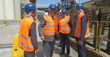 Investimento de 54 M€ na central de biomassa de Mangualde já está em andamento