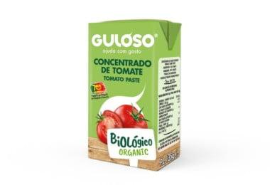 Guloso lança gama de tomate biológico do Ribatejo